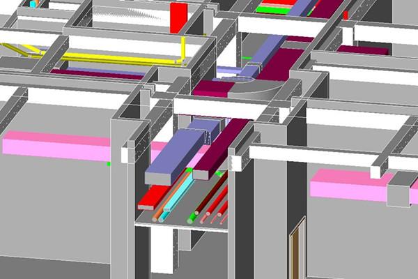 建筑信息模型bim技术是三维数字设计